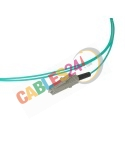 Cable Pigtail de Fibra Óptica Multimodo OM3 50/125 LC