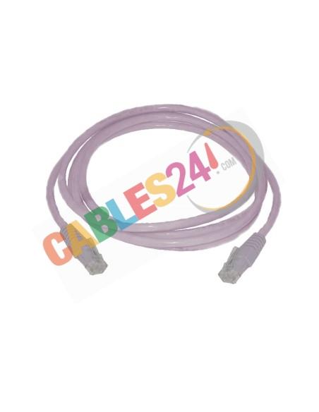 Cisco ADSL cable cruzado RJ-11 a RJ-11 2m. P/N: 72-3095-01.