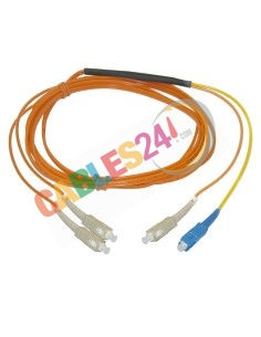 Cisco Cable CAB-GELX-625 Mode Conditioning Patchcord SC-SC 3m