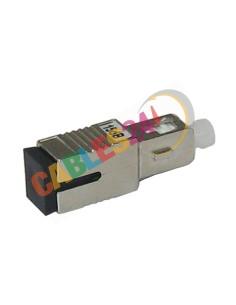 Singlemode Fiber Optic attenuator SC 15dB