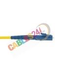 Fiber Optic Duplex Singlemode patch cord LC-LC