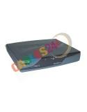 Router CISCO876-K9 ADSL sobre RDSI, puerto RDSI de backup y cuatro puertos LAN Ethernet 10/100