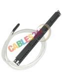 """Cable Telco a panel 19"""" 1U configuración VG 310"""