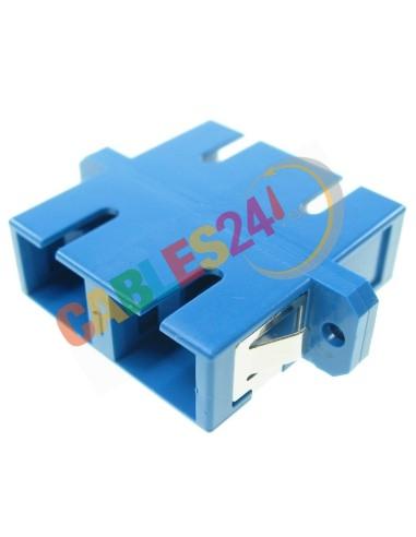 Singlemode fiber optic SC/APC-SC/APC Duplex adaptor