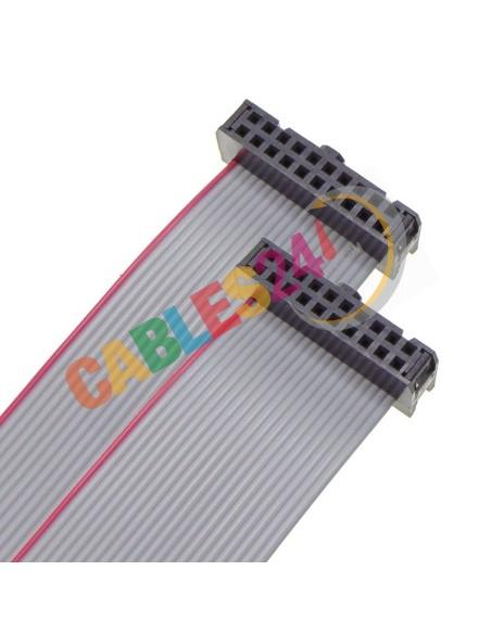 IDC Flat Ribbon Cable 20 pins (2x10) 2.54 mm, 20 Ctms