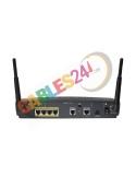 Router CISCO877W-G-E-K9 ADSL2+ WIFI 802.11b/g y 4 puertos LAN Ethernet 10/100