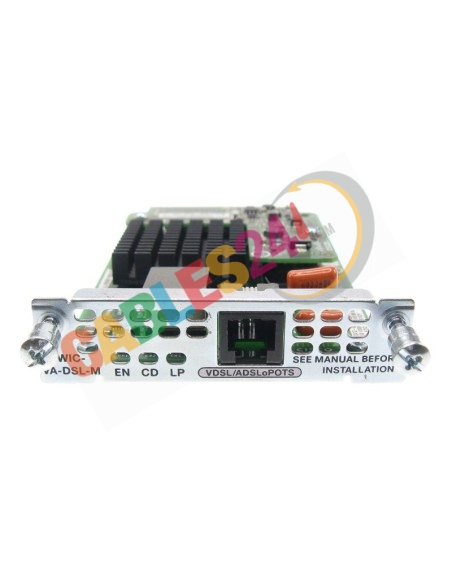 Tarjeta Cisco EHWIC-VA-DSL-M Reacondicionada