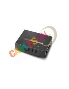 4-Port 802.3af 10/100 POE Injector Hub