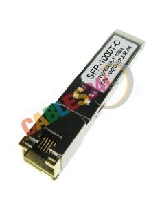 SFP-1000T Zyxel compatible transceiver