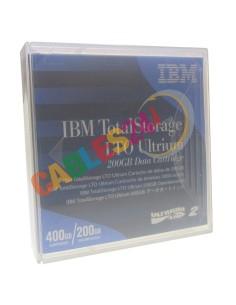IBM LTO Ultrium 19P5887 Tape Data Cartridge 200GB / 400GB NEW