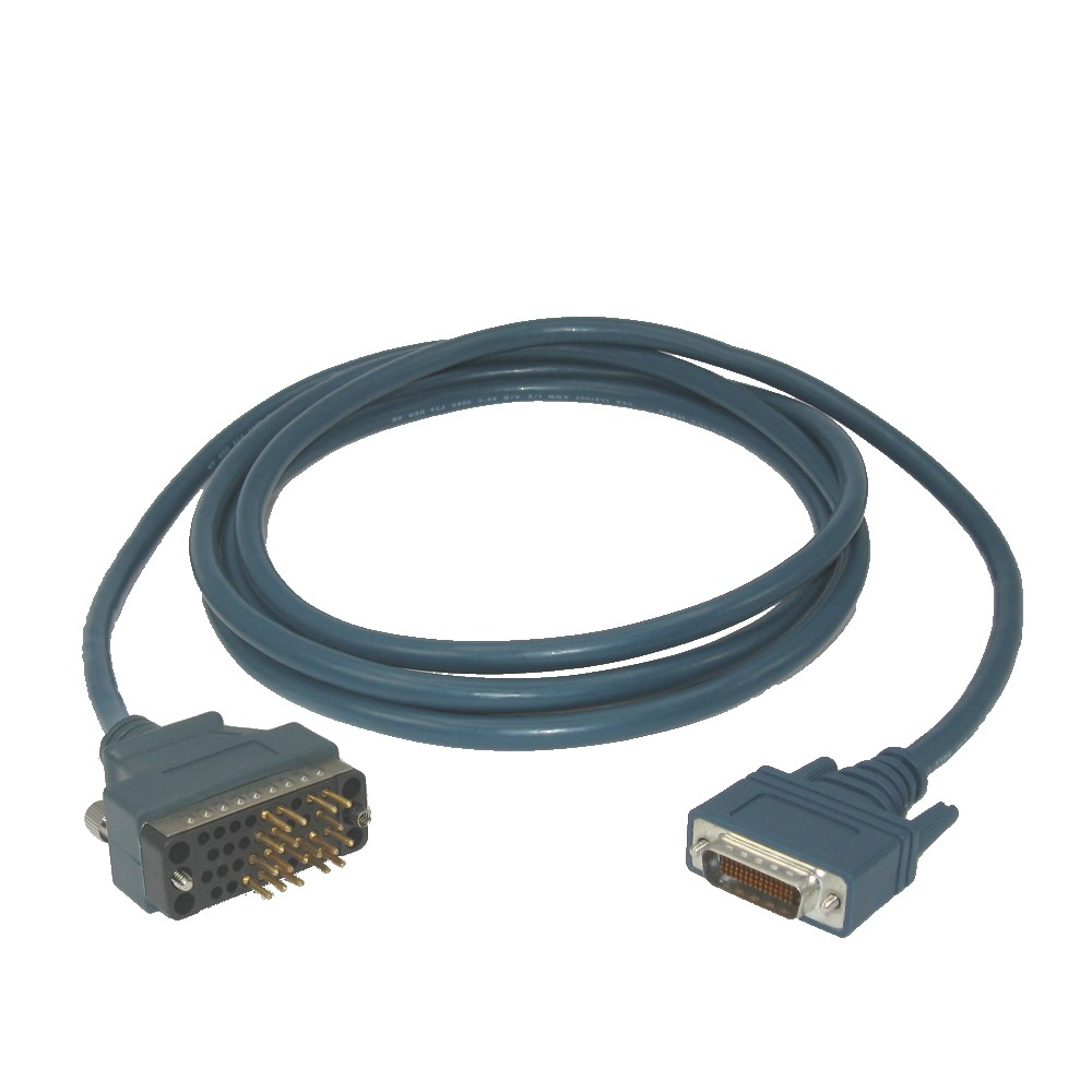 Serial cable for Cisco router CAB-V35MT . Several lengths available